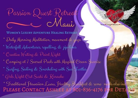 Passion Quest Maui